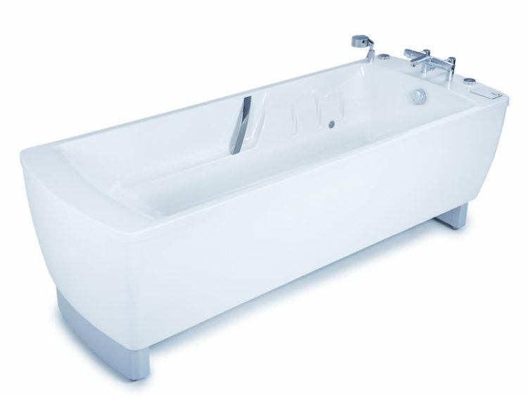 hoog laag bad, type comfort