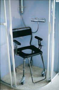 demonteerbare toiletstoel