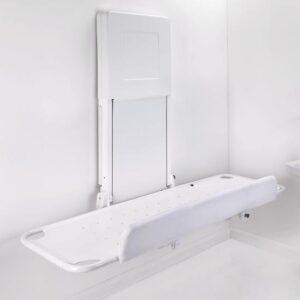 douchestretcher elektrisch zijhek